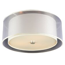 Merritt 3 Light Semi-Flush Mount