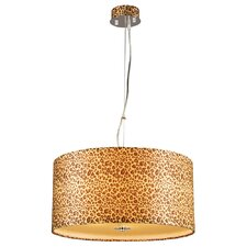 Leopard 5 Light Pendant
