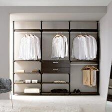 OK 52cm Deep Walk-In Closet Organiser