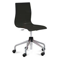 Gel Mid-Back Desk Chair
