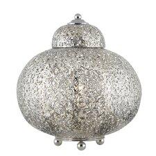 26 cm Tischleuchte Mashallah