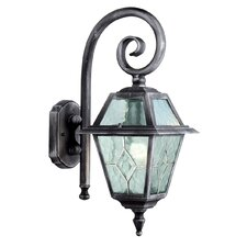 LaMeuse 1 Light Outdoor Wall Lantern