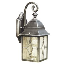 Genoa 1 Light Outdoor Wall Lantern