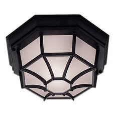 Outdoor & Porch 1 Light Outdoor Bulkhead Light