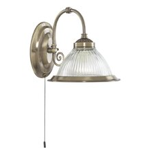 American Diner 1 Light Wall Sconce