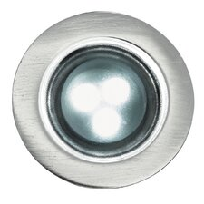 LED Recessed Indoor & Outdoor Light (Set of 10)