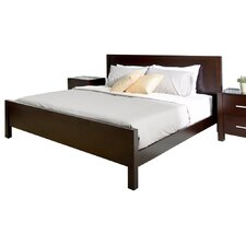 Azara Panel Bed