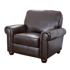 Coggins Leather Chair