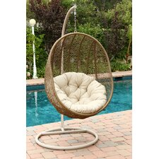 Hampton Swing Chair with Cushion