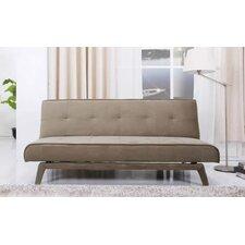 Alexandra Convertible Sleeper Sofa in Olive Green