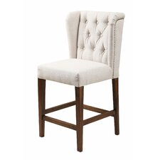 "Finley 30"" Bar Stool with Cushion"