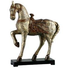 Indian Horse Figural Statue