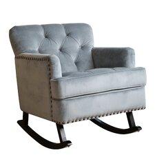 Bluestone Rocking Arm Chair