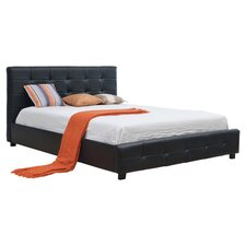 Montego Upholstered Platform Bed