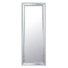 Vivian Rectangle Studded Leaning Floor Mirror