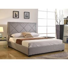 Sonoma Upholstered Panel Bed