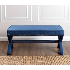 Arc Upholstered Entryway Bench