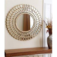 Jaxon Round Wall Mirror