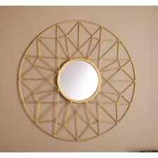 Jada Round Wall Mirror