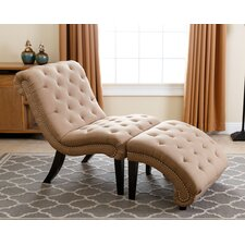 Alessa Chaise Lounge