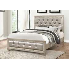Beverly Panel Bed