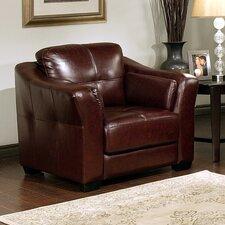 Ashburn Top Grain Leather Chair
