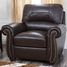 Broadway Italian Leather Chair