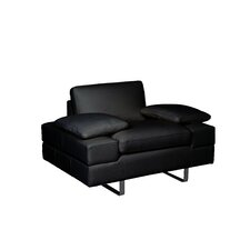 Lindo Leather Lounge Chair