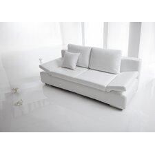 Elsa Leather Sleeper Sofa