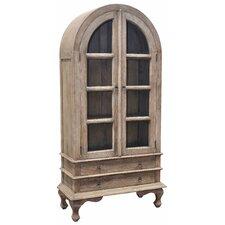 Josephine Solid Wood China Cabinet