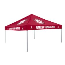 Collegiate Crimson Tent - Alabama