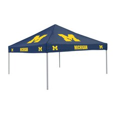 Collegiate Navy Tent - Michigan