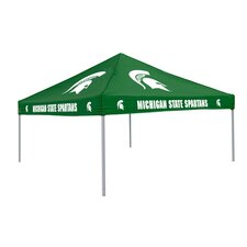Collegiate Green Tent - Michigan State