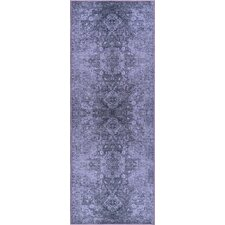 Expressions Purple Area Rug