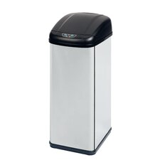 52 L Square Sensor Trash Can