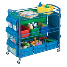 All Purpose Teaching Cart