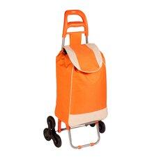 Rolling Knapsack Bag Cart with Tri-Wheel