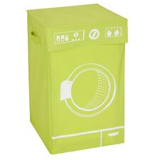Graphic Hamper with Lid