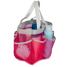 7 Pocket Shower Tote