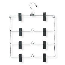 Four Tier Fold Up Skirt Hanger
