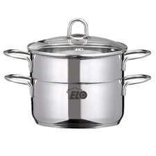 Ruby Steamer with Lid