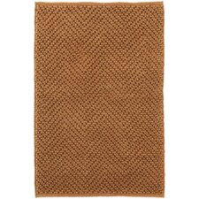 Nevis Hand Woven Brown Area Rug