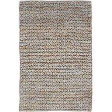 Hand Woven Beige/Grey Area Rug