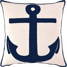 Fresh American Admiral Throw Pillow