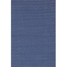 Rope Hand-Woven Blue Indoor/Outdoor Area Rug