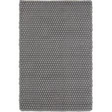 Rope Hand-Woven Gray Indoor/Outdoor Area Rug