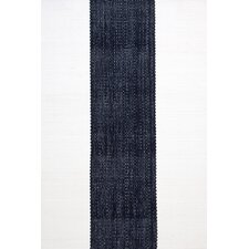 Woven Lakehouse Navy Indoor/Outdoor Area Rug