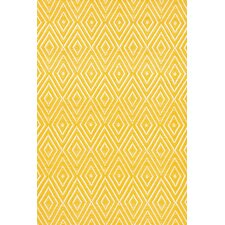 Indoor/Outdoor Yello Area Rug