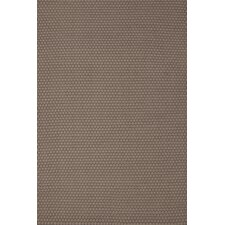 Indoor/Outdoor Rope Brown Outdoor Area Rug