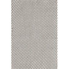 Two Tone Rope Hand Woven Grey Indoor/Outdoor Area Rug
